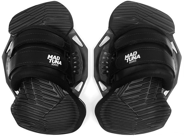 MAD TUNA Boards pads and straps 2020 black